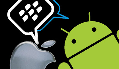 BlackBerry Messenger untuk Android dan iOS