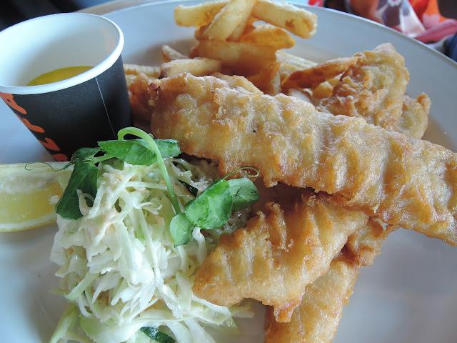 fish and chips, alfa, bakery, seddon