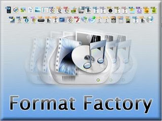 FormatFactory DOWNLOAD SOFTWARE FORMAT FACTORY PENGUBAH FORMAT   CONVERTER MUSIK VIDEO FOTO