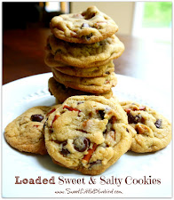 Loaded Sweet &amp; Salty Cookies