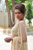 Madhu Shalini sizzling in saree-thumbnail-4