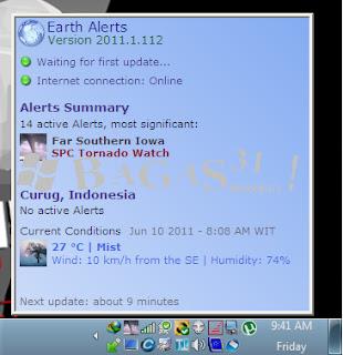 Earth Alerts 2011.1.14 (FreeWare) 4