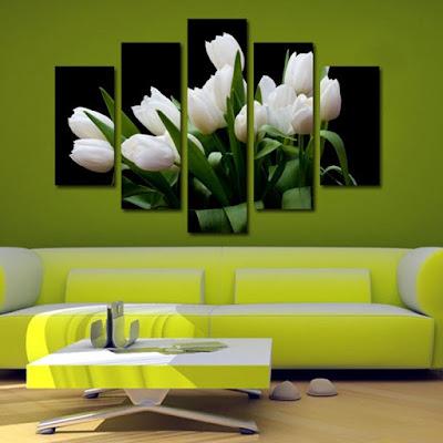 Tablour canvas cu flori