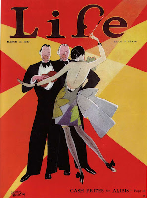 Russell Patterson Life Cover