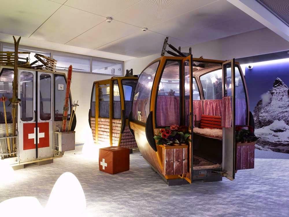 Zurich Google Office Interior Design Ideas 3