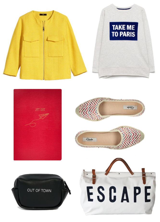 take me to paris sweater sloane stationery jet set travel essentials blogger