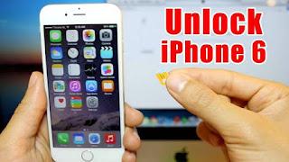 Unlock iPhone 6 Via IMEI Code