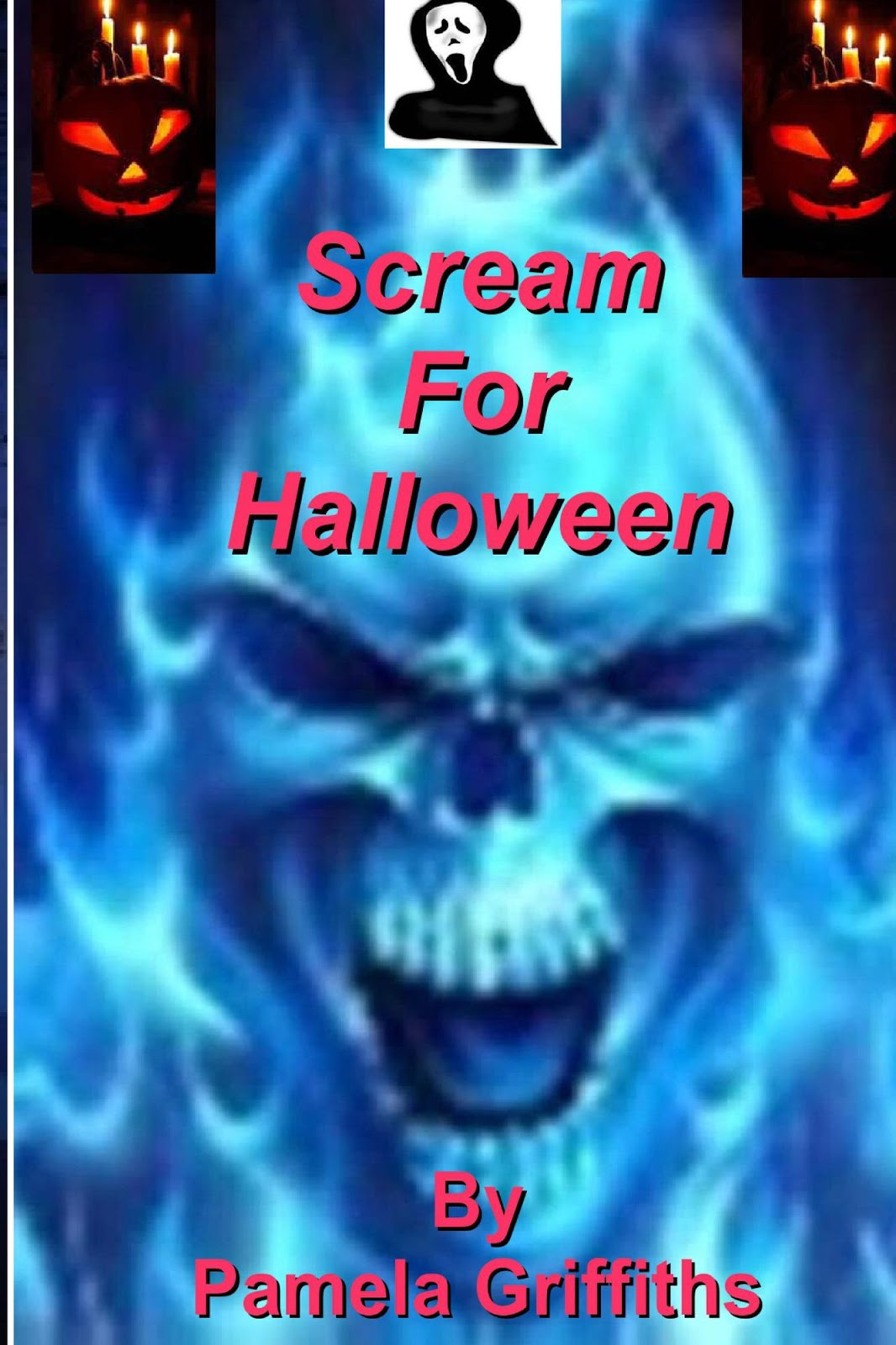 Scream for Halloween Cover for Kindle tn 003 450 Gay Black Shorties Ernest&Morgan awesome gay/straight action