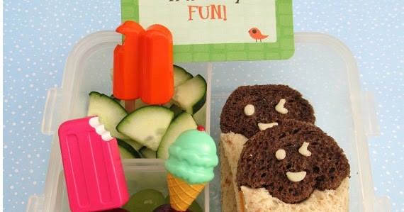 bento school lunches bento lunch ice cream bento for field trip. Black Bedroom Furniture Sets. Home Design Ideas