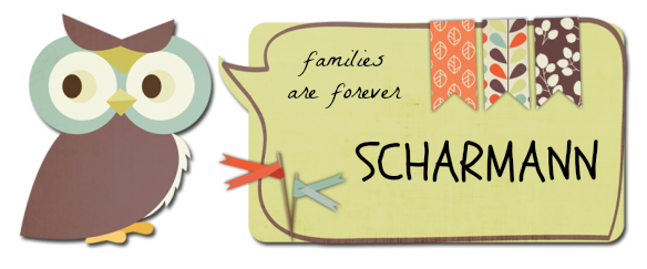 Scharmann Family Blog