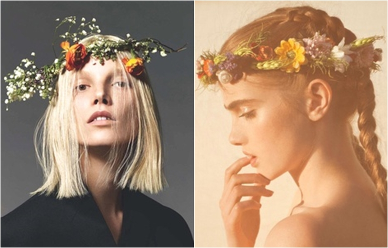 flower crown accessories