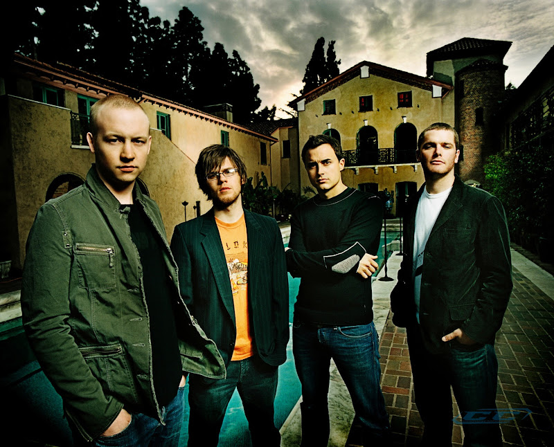 The Fray - Scars and Stories 2012 present band members