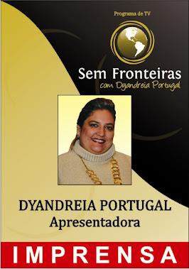 """PROGRAMA DE TV """"SEM FRONTEIRAS"""""""