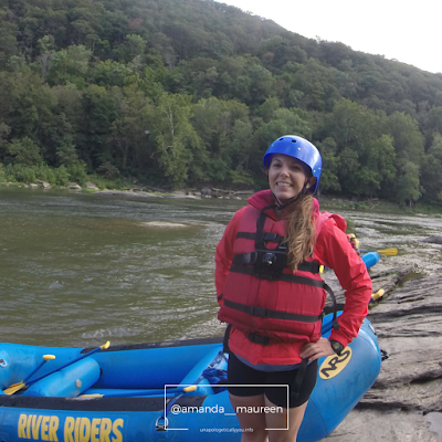 2015, Year in Review, Happy Healthy Fit, New Year, White Water Rafting