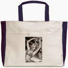 Keely Webster Beach Tote from www.cafepress.com.au