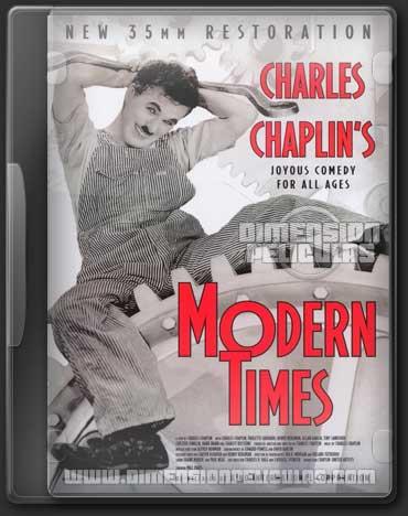 Charles Chaplin – Modern Times (BRRip HD) (1936)