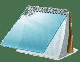 tricks notepad - 2015 - truques bloco de notas windows