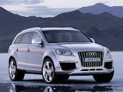 2012 Audi Q7 Interior. 2012 Audi Q7