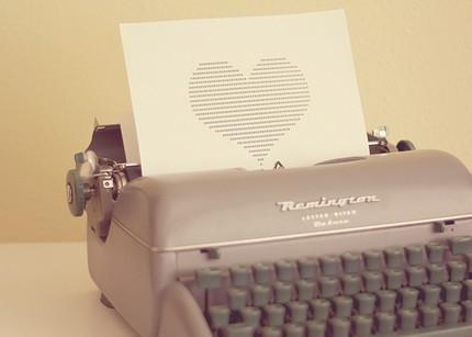 Escrevo