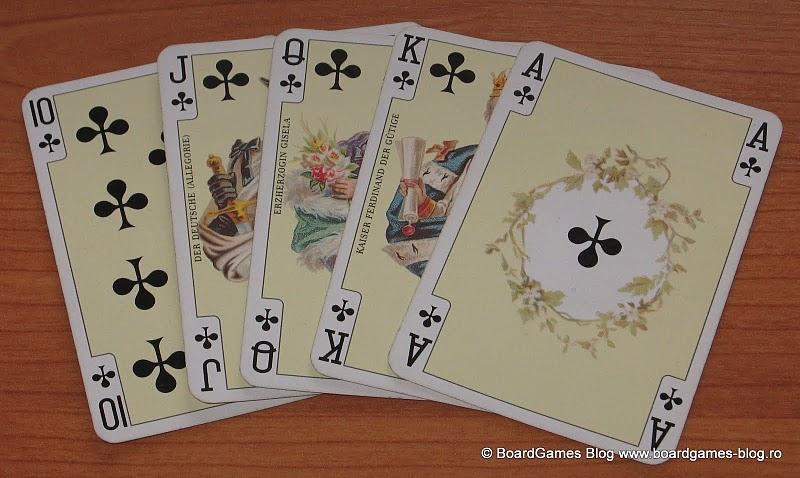 sixty six joc de carti