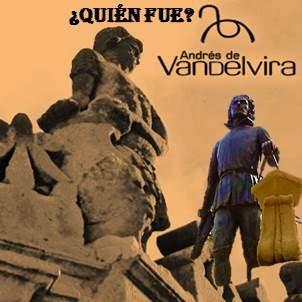 ¿QUIEN FUE ANDRÉS DE VANDELVIRA?
