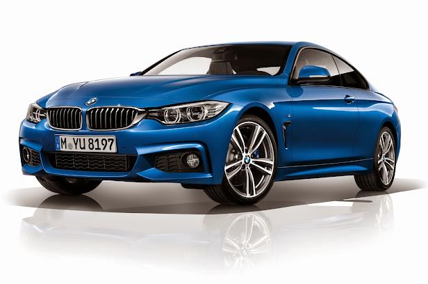 BMW Serie 4 deportivo mas vendido en España en 2014