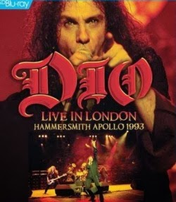 Dio Live In London: Hammersmith Apollo 1993 CD/DVD