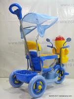 4 Sepeda Roda Tiga Hokiku 7833 Bebek