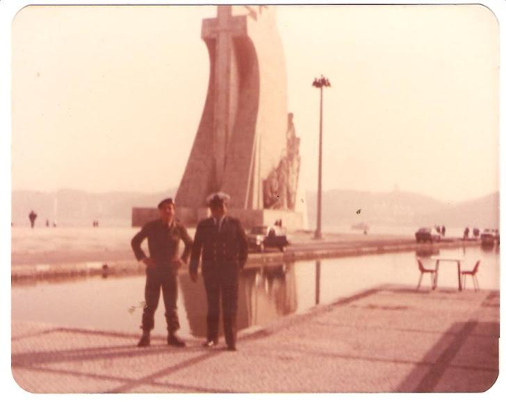 César Rivera - Portugal - Lisboa - Año 1983