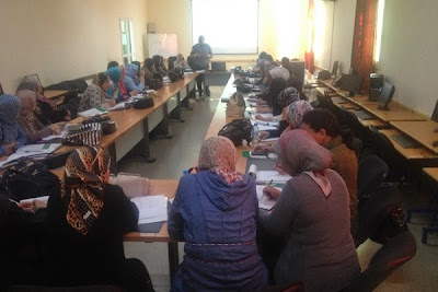 دورة تكوينية لفائدة نساء التربية والتكوين تأهيل المرأة لولوج مناصب المسؤولية بجهة فاس بولمان