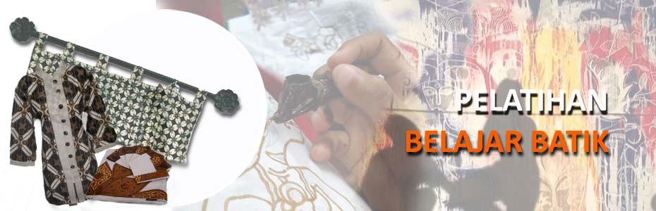 kursus belajar batik