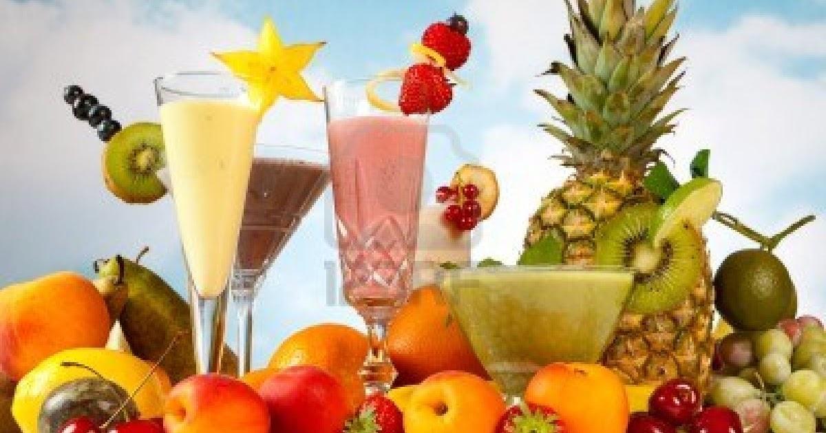 Batidos de frutas tropicales ideas de negocios ok - Batidos de frutas ...