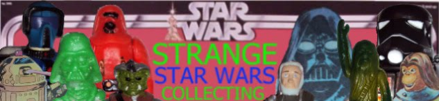 Strange Star Wars Collecting