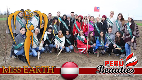 Miss Earth 2015 Tree Planting and Apricot Delicacy Challenge