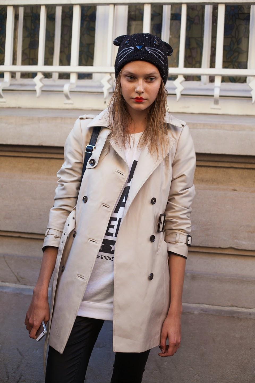Trends Gallery Blog Street Style Paris Fashion Week S S 2015