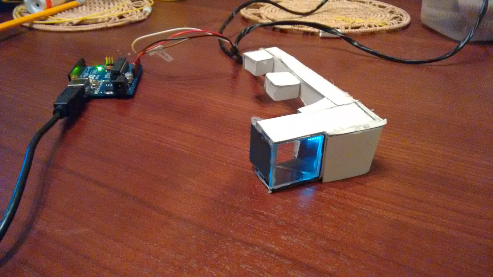 Google Glass Arduino Version Chowdhury Tech