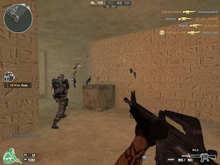 CrossFire Hile Simple Memory Wallhack SeeGhost PlayerWire indir &#8211; Download