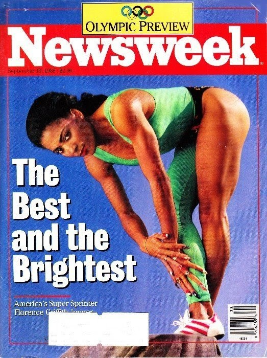 Flo Jo Elevated the Image of Black Women
