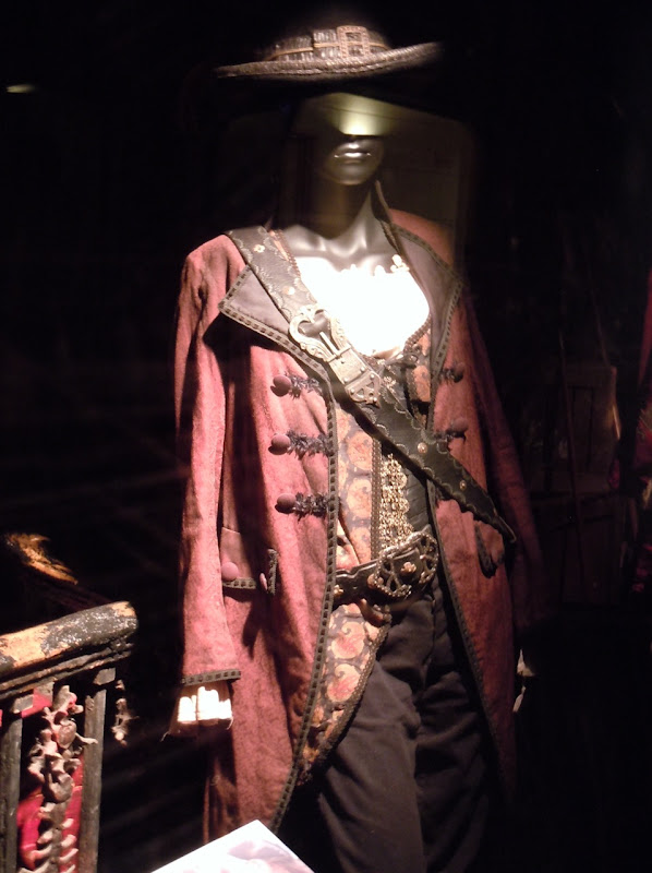 Penelope Cruz Angelica Pirates of the Caribbean costume