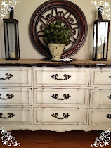 Get Inspired!  Before & After Chalk Paint