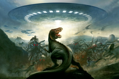 http://silentobserver68.blogspot.it/2012/10/extraterrestrial-war-caused-dinosaur.html