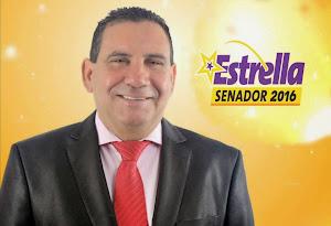 Felix Estrella senador 2016-2020