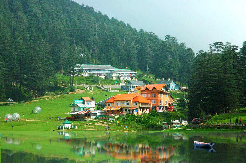 Khajjiar India  city pictures gallery : Visit India Tourism in India: Khajjiar The Mini Switzerland of ...