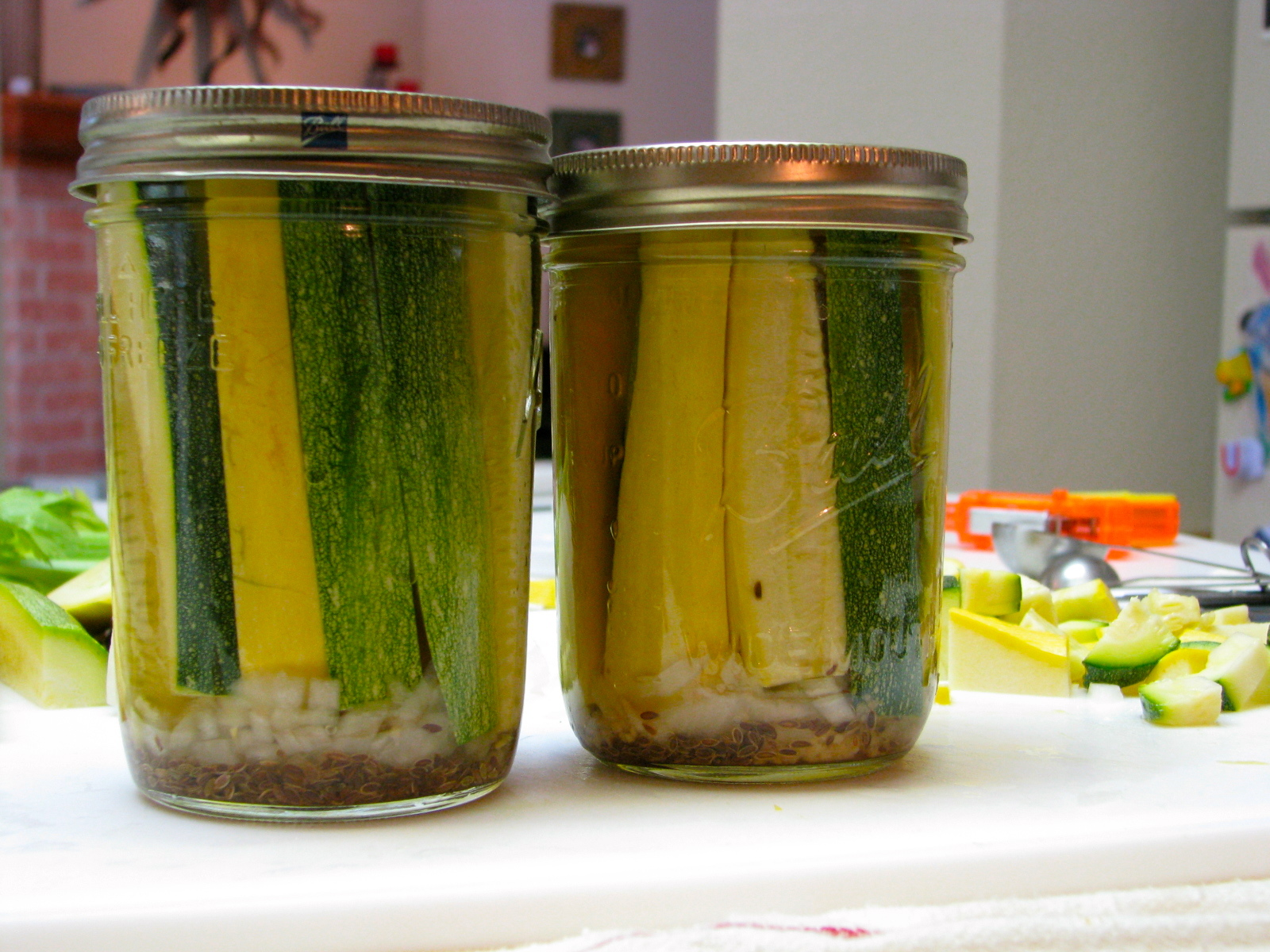 Canning Confessions: Let's Pickle