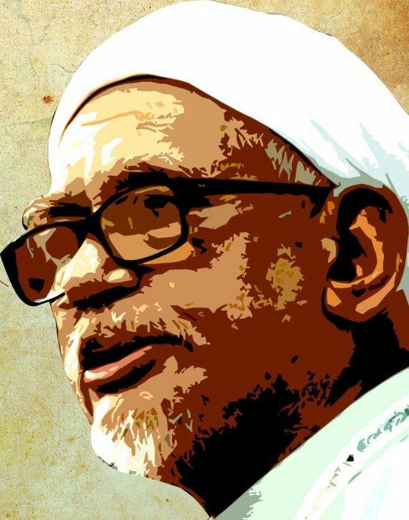 E-Buku IH-112: Kuliah Jumaat Abd Hadi Presiden PAS.
