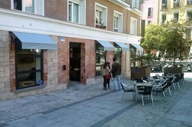 Fachada_Cafetería Federal Madrid