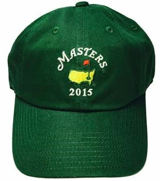 Masters Caddy Slouch Hat
