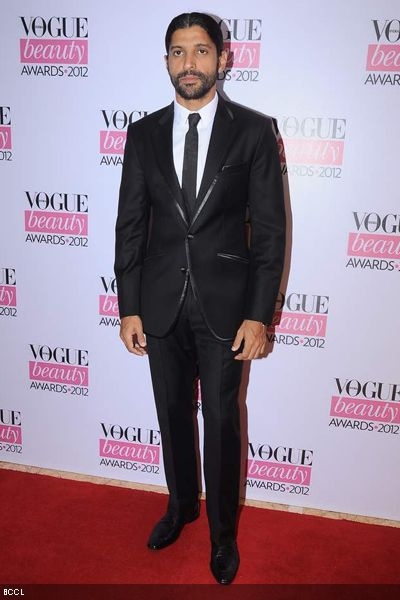 Farhan Akhtar Vogue awards