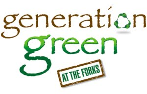 Generation Green at the Forks