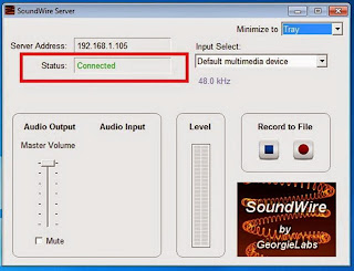 aplikasi soundware berhasil aktif